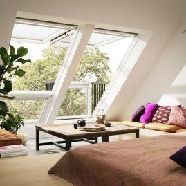 Individuelle Wohndachfenster